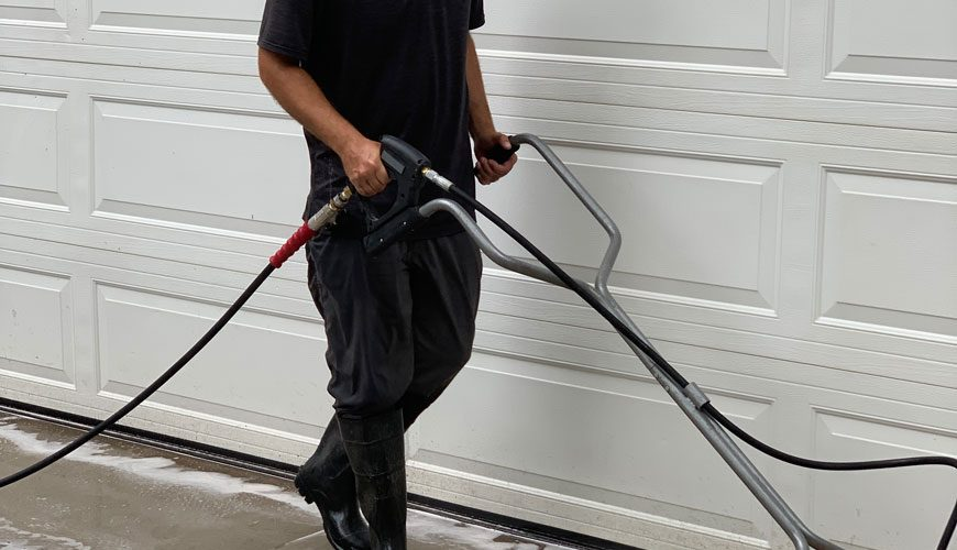 Driveway/Patio Cleaning St Paul MN