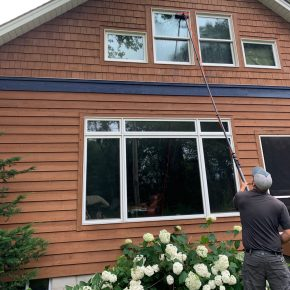 Window Cleaning Near North Oaks MN